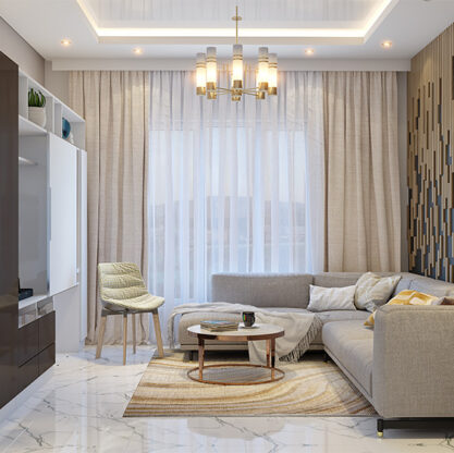 Beautiful drawing room design and decoration using stunning drawing room interior design ideas.