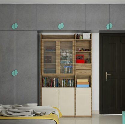 Almirah designs for bedroom indian