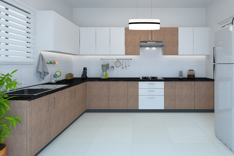 According to vastu direction for home, a kitchen in the southeast direction and it is a basic vastu tips for homes