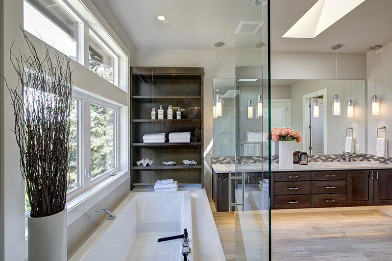 Bathroom racks and shelves for your home where you can keep all your major essentials for bathroom storage
