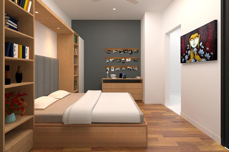 Bedroom floor tile designs for your home