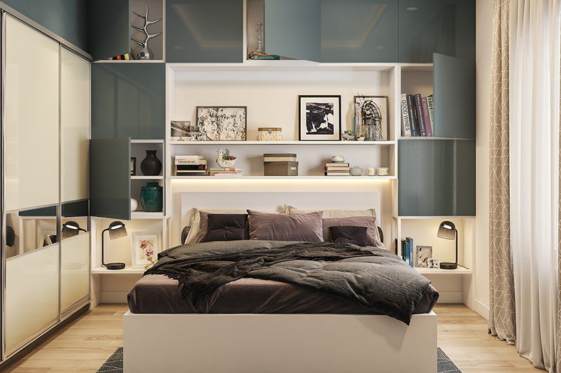 Bedroom wall design to give your room a makeover for inspiring for bedroom wall design images