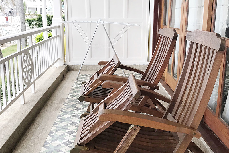 Diy balcony decor for your home where folding furniture can free up extra space for you as and when you need it for decorating a balcony on a budget
