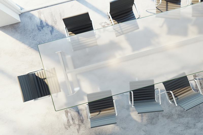 Glass top dining table designs for your home which blend with several interior styles