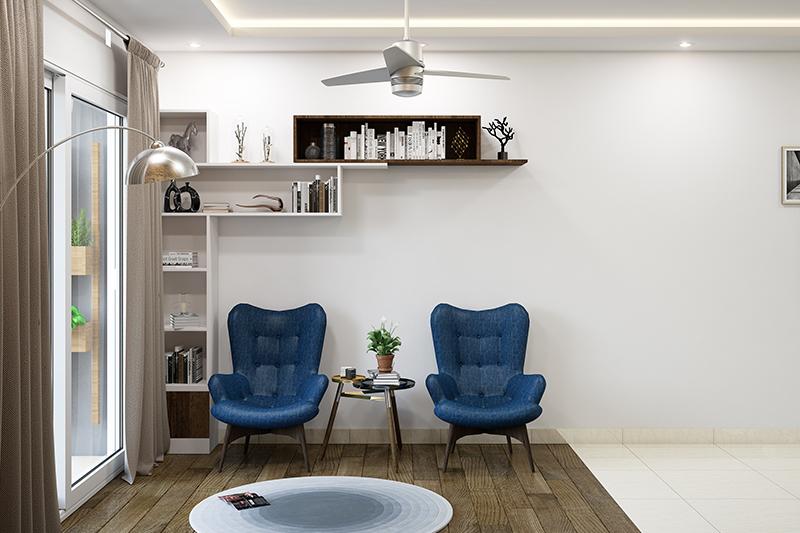 Living room decor trends with a designer living room furniture