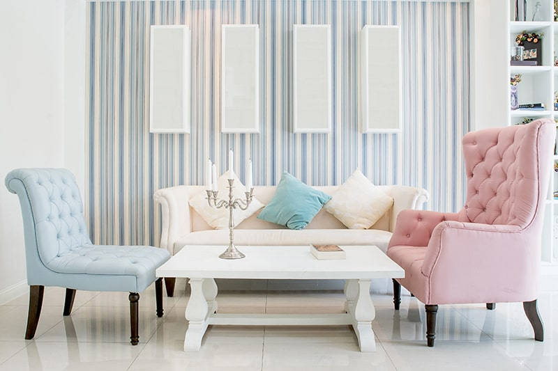 Wallpaper designs for your living room