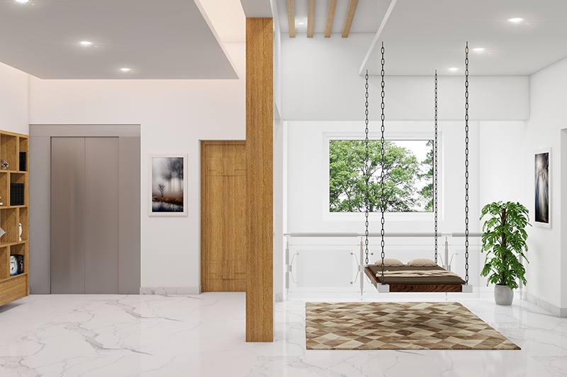 Marble design with a grace of grey with a design that perfectly suits your home with details like marble flooring price