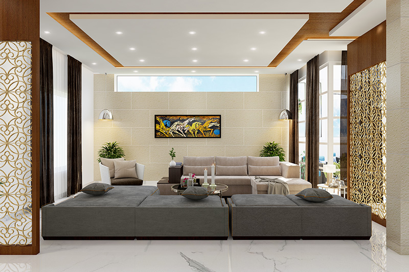 Marble flooring design for your home which makes your home look gorgeous