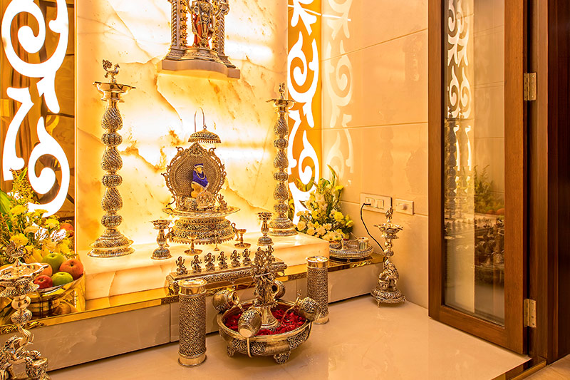 Pooja room vastu tips which tells you that which are the guidelines to follow pooja room according to vastu