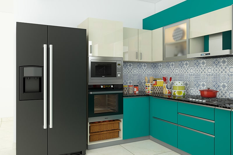 Vastu shastra kitchen for fridges, the best direction to place your refrigerator in the southwest