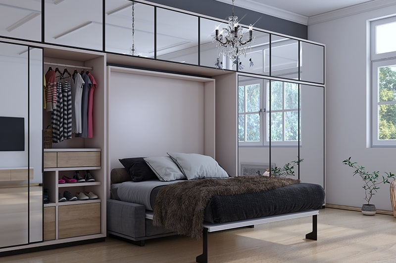 Almirah Designs For Indian Bedroom | Design Cafe