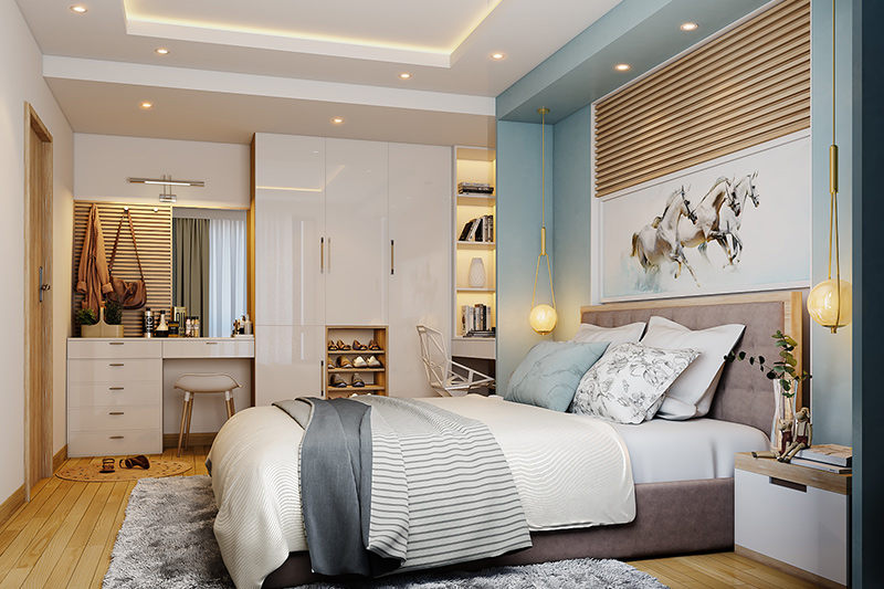 Space-saving bedroom furniture ideas for your home