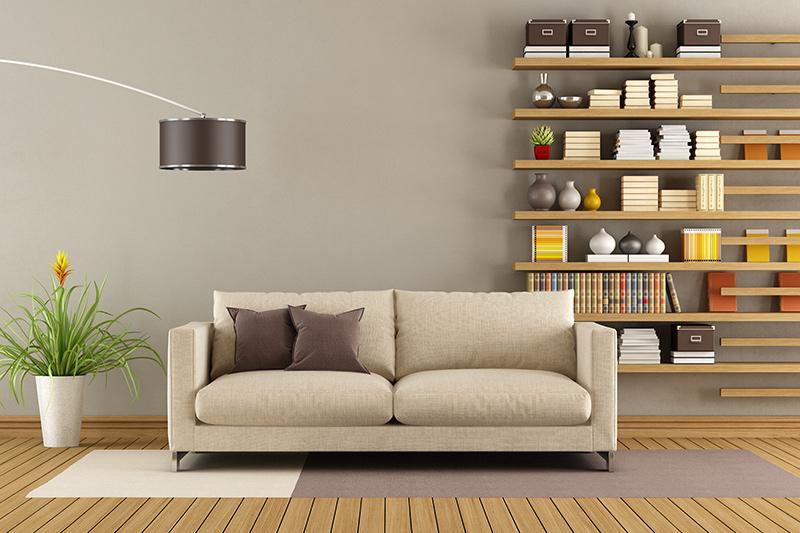 Corner shelf for living room where a bookshelf is a great option to stack magazines on wooden shelves for living room