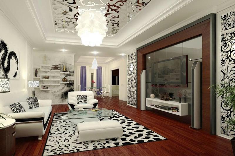 False Ceiling Colour Combinations For Your Home | Design Cafe