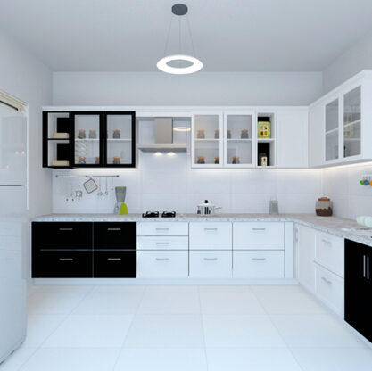 Kitchen designs for old aged homeowners