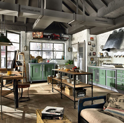 Open kitchen living room designs for your home