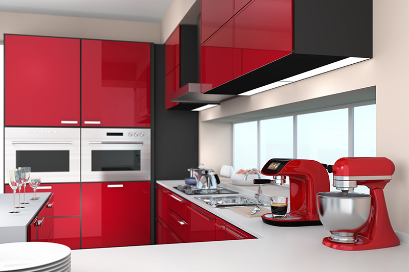 How to choose the right set of appliances for the perfect modular kitchen