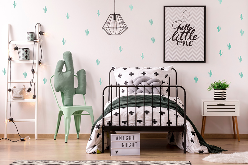 Stencil wall art will give an instant makeover to your wall that is one of the best decorative wall painting techniques.