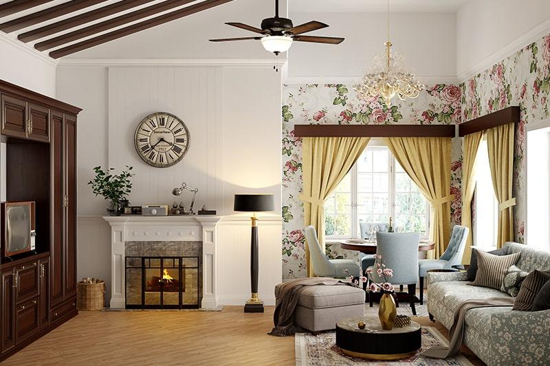 90s interior design and decor trends