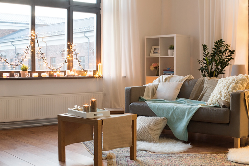 Home window decoration ideas try fairy lights across your window frames and let them drop by the ledge to spark up.