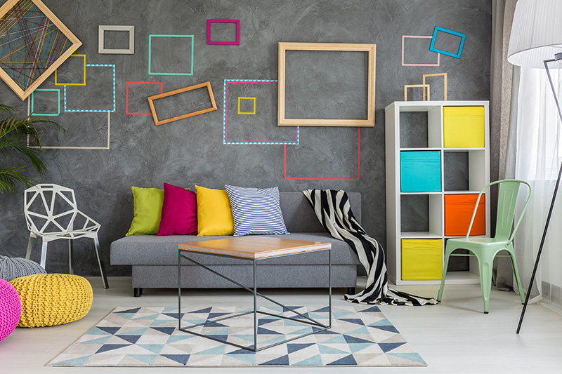 Room decor paintings wall stencilling is the most effective way to add colour and vibrancy to walls.