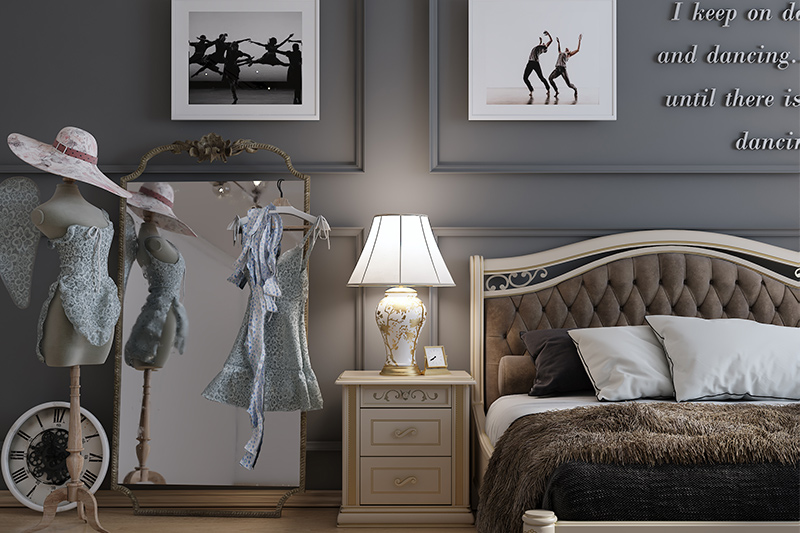 Shabby chic is a style of interior design that was home trends before the modern era.