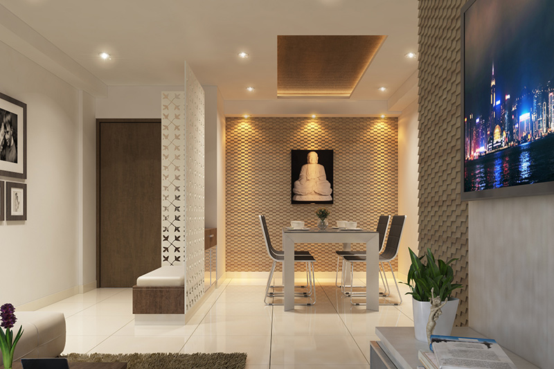 Home trends try the open-plan concept to make home become a welcoming, warm, and flowing space.