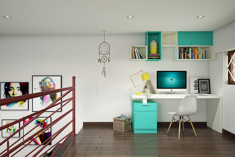 Home office design ideas under which uniquely feminine home office décor is for you
