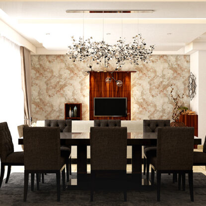 Modern dining room design ideas for your home